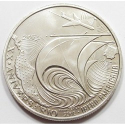 10 euro 2012 - Ibero-American series, 20th Anniversary