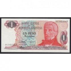 1 peso 1984