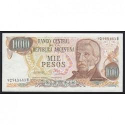 1000 pesos 1982