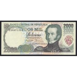 2000 bolivares 1998