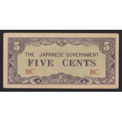 5 cents 1942