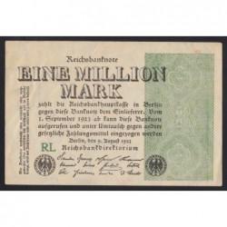 1.000.000 mark 1923 - Adakozz a szgényeknek felhívással