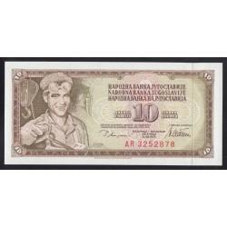 10 dinara 1978