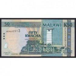 50 kwacha 2004