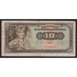 10 dinara 1965