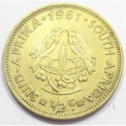 1/2 cent 1961