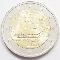 2 euro 2020 - 200th anniversary of the discovery of Antarctica