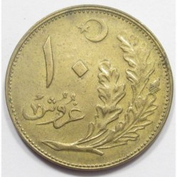 10 kurus 1926