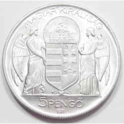 5 pengõ 1943