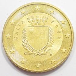 50 eurocent 2008