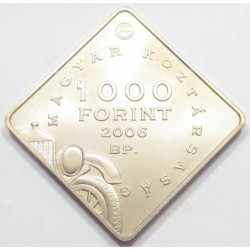 """1000 forint 2006 - Model """"T"""" Ford"""
