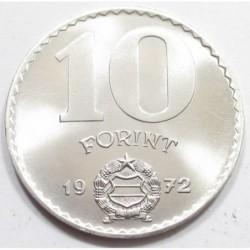 10 forint 1972