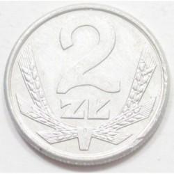 2 zlote 1989
