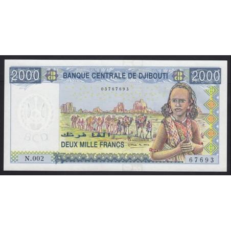 2000 francs 2008