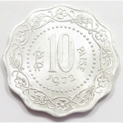 10 paise 1972
