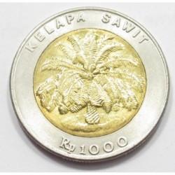 1000 rupiah 1993