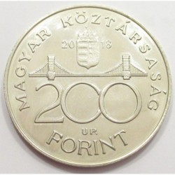 200 forint 2018 UP