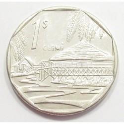 1 peso 2000