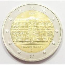 2 euro 2020 A - Brandenburg