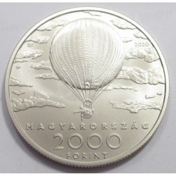 2000 forint 2020 - Szinyei Merse Pál