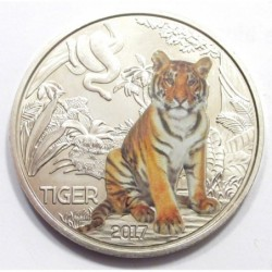 3 euro 2017 - Tiger
