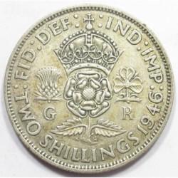 2 shillings 1946