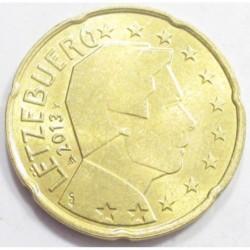 20 eurocent 2013