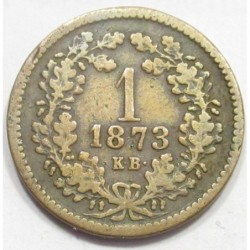 1 krajcár 1873 KB