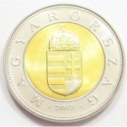 100 forint 2012