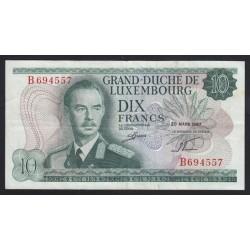 10 francs 1967