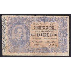 10 lire 1902