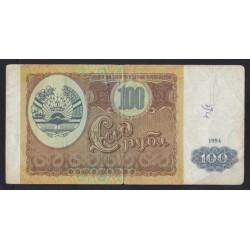 100 rubel 1994