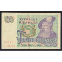 5 kronor 1978