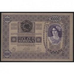 10000 kronen/korona 1919 - ROMANIAN STAMP