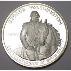 half dollar 1982 S PP - George Washington's 250th Birthday