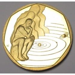 200 forint 2000 PP - Rodin's The Thinker