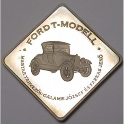 1000 forint 2006 PP - Ford T-model
