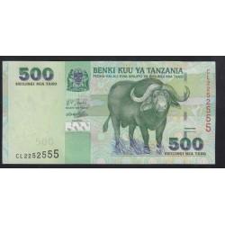 500 shilingi 2003