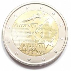 2 euro 2014 - The coronation of Cilli Barbara