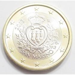 1 euro 2013