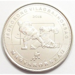 50 forint 2018 - Hockey World Cup