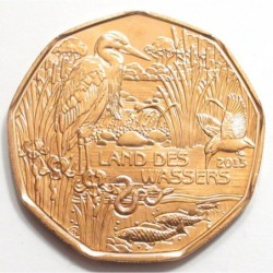 5 euro 2013 - Land des Wassers - The land of water