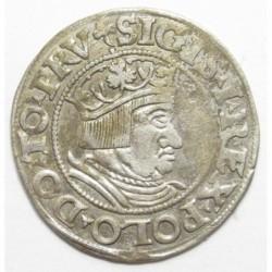 Sigismund I. groschen 1535 - Danzig