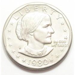 1 dollar 1980 S