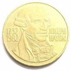 20 schilling 1982 - 250th anniversary of composer Joseph Haydn
