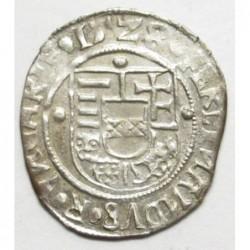 Ferdinand I. denar 1528 c-lilly ÉH744d - Kosice