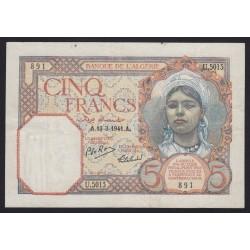 5 francs 1941