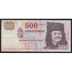 500 forint 2005 EC