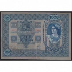 1000 kronen/korona 1902