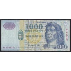 1000 forint 1998 DE